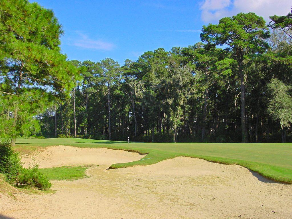 Belfair private golf club