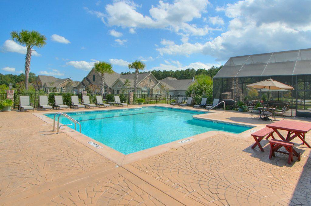 Abbey Glenn community pool