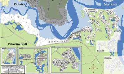 Bluffton and Hilton Head Legal Maps