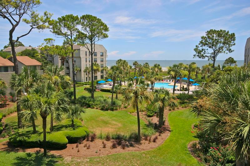 Vacation rentals at Forest Beach