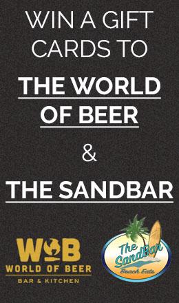 World of Beer & The Sandbar