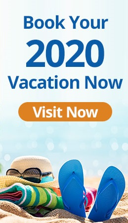 Book Your 2020 Vacation Now